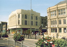 Weston-Super-Mare, Regent Street, Somerset © Alan Cooper